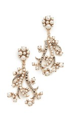 Lulu Frost Satine Earrings Gold