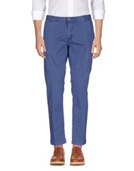 Yes Zee By Essenza Casual Pants Slate Blue
