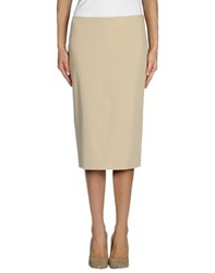 Germano Zama Skirts 3 4 Length Skirts Women