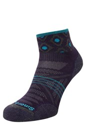 Smartwool Sports Socks Moutain Purple