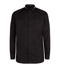 Givenchy Metallic Star Shirt Black