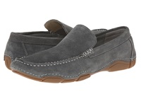 Kenneth Cole Reaction De Tour Grey Men's Slip On Dress Shoes Gray