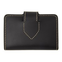 Maison Martin Margiela Black Small Bifold Wallet