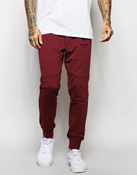 Hype Joggers Red