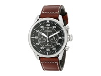 Citizen Ca4210 24E Eco Drive Avion Silver Tone Stainless Steel Watches Bronze