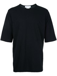 Ganryu Comme Des Garcons Short Sleeve T Shirt Men Cotton One Size Black