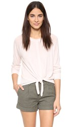 Club Monaco Thanda Cashmere Sweater Pale Pink