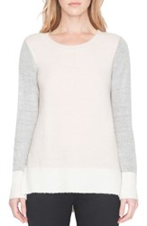 Willow And Clay Women's Fuzzy Sweater Ivory