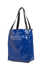 Rag And Bone 425 Packable Tote Blue