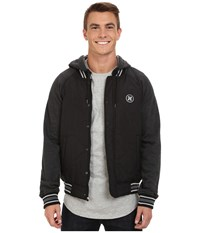 Hurley All City Force Jacket Black Men's Coat