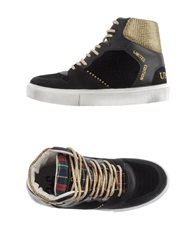 2Star High Tops And Trainers Black