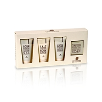 Compagnie De Provence Extrait D'olive Skin Care Travel Set
