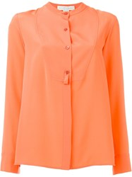Stella Mccartney Back Slit Shirt