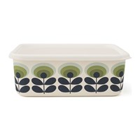 Orla Kiely '70S Flower Container Extra Large Green