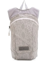 Adidas By Stella Mccartney Reflective Backpack Grey