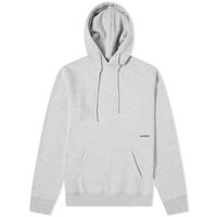 Soulland Logic Wallance Logo Hoody Grey