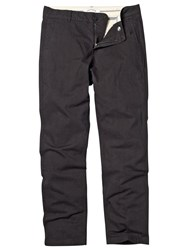 Fat Face Cotton Twill Trousers Phantom