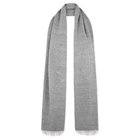 Damsel In A Dress Rose Scarf Light Grey