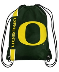 Forever Collectibles Oregon Ducks Big Logo Drawstring Bag Green