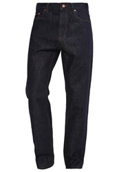 Kiomi Relaxed Fit Jeans Rinsed Rinsed Denim