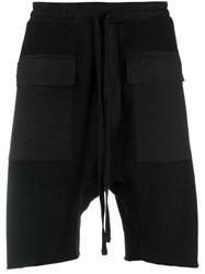 Thom Krom Drawstring Drop Crotch Shorts 60