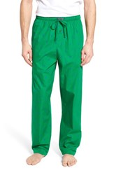 Ralph Lauren Men's Polo Cotton Lounge Pants English Green Royal Marine