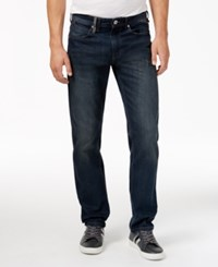Sean John Men's Reverse Denim Jeans Dust Wash