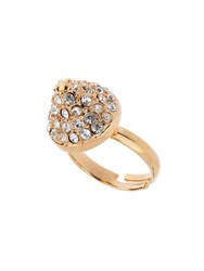 Mikey Cone Stone Ring