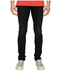 Vivienne Westwood Anglomania Rock N Roll Jeans In Black Denim Black Denim Men's Jeans