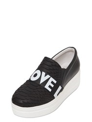 Kg By Kurt Geiger 55Mm Lover Leather Slip On Sneakers