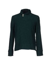 Alain Sweaters Dark Green