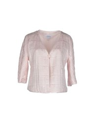 Armani Collezioni Suits And Jackets Blazers Women Light Pink
