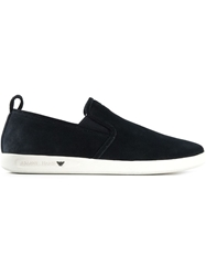 Armani Jeans Slip On Sneakers