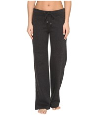 Ugg Oralyn Pant Black Bear Heather Women's Clothing Gray