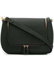 Anya Hindmarch 115537 Black Leather Fur Exotic
