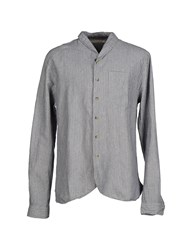 Uniforms For The Dedicated Shirts Shirts Men Grey