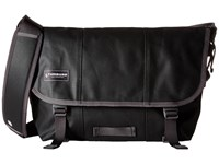 Timbuk2 Classic Messenger Bag Medium Heirloom Black Messenger Bags