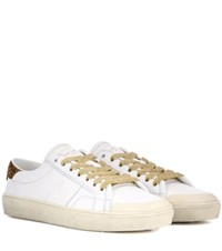 Saint Laurent Signature Court Classic Sl 37 Sneakers White