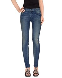 Koral Denim Denim Trousers Women Blue