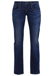 Ltb Valerie Bootcut Jeans Tiana Wash Dark Blue