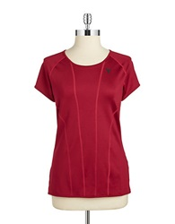 Y.A.S Reversible Active Top Beet Red
