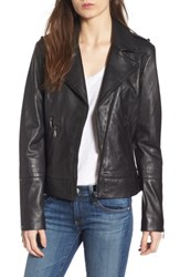 Bernardo Women's Lirio Moto Jacket Black