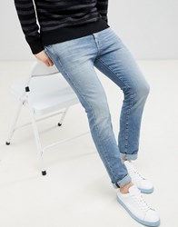 Selected Slim Fit Light Blue Jeans Light Blue