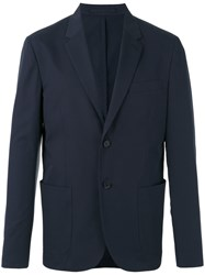 Joseph Filton Light Blazer Blue