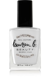 Lauren B. Beauty Nail Polish Vows Over The Pacific Sky Blue