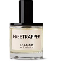 D.S. And Durga Freetrapper Eau De Parfum Distilled Incense Bergamot Bitter Orange 50Ml Colorless