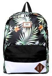 Vans Old Skool Ii Rucksack Black Decay Palm