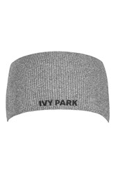 Wide Seamless Headband By Ivy Park Grey