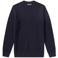 Barbour Kelp Crew Sweat Blue