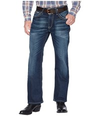 Ariat M4 Adkins Low Rise Bootcut In Turnout Turnout Jeans Blue